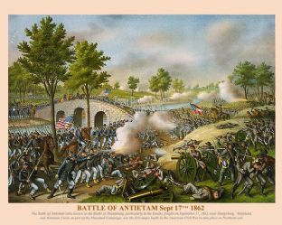 Antietam Sept 17th 1862